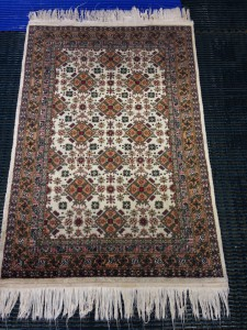 Turkish Hereke Rug Washing from Customer in Camberley - 28 August 2015