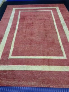 Modern Wool and Visose Rug Cleaning from Farnham
