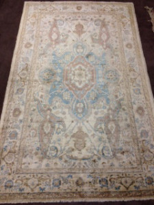 Afghan Ziegler Rug Cleaning from Bagshot