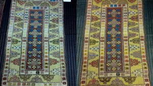 Turkish Rug Cleaning for Customer in Camberley