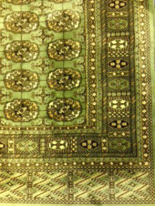 Turkman Design Rug Cleaning from Windsor