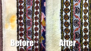 Juice Stain Removal - Rug Cleaning in Wokingham