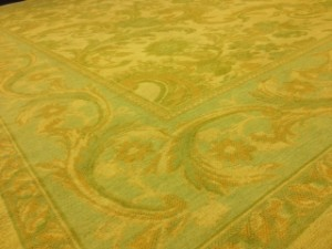 Laura Ashley Aubusson Rug - Rug Cleaning in Lightwater