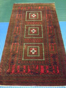 Persian Baluch Rug - Rug Cleaning in Weybridge