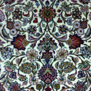 Persian Design Rug Detail - Rug Cleaning in Windlesham
