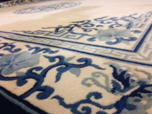 Chinese Carpet - Rug Cleaning in Eversley, Hook
