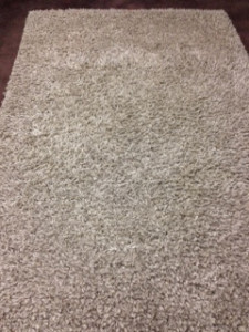 Shag Pile Rug - Rug Cleaning in Walton-On-Thames
