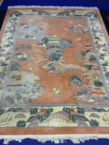Chinese Carpet - Rug Cleaning in Elstead, Godalming