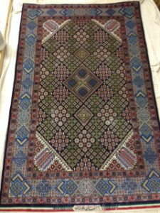 Isfahan Rug - Rug Cleaning Godalming