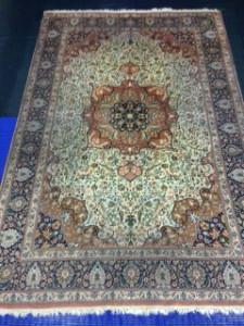 Kashmir Silk - Rug Cleaning in Godalming