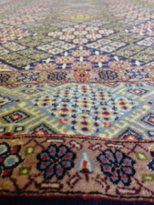 Persian Carpet - Rug Cleaning Guildford