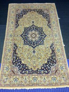 Persian Carpet - Rug Cleaning in Wokingham