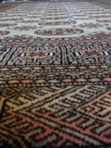 Bukhara Carpet - Rug Cleaning Wokingham