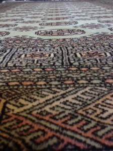 Bukhara Carpet - Rug Cleaning Wokingham