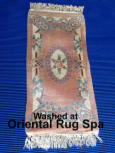 Chinese Hand Tufted Carpet - Rug Cleaning Bracknell