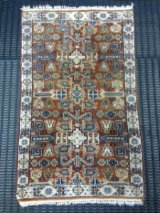 Indo Caucasian Perepedil Carpet - Rug Cleaning Yateley