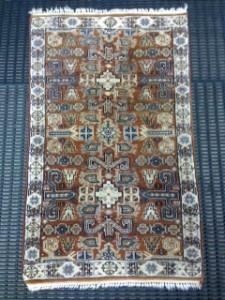 Indo Caucasian Perepedil Carpet - Rug Cleaning Yateley