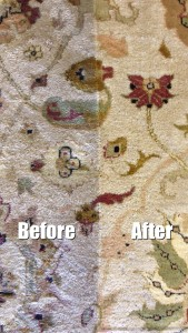 Indo Persian Carpet - Rug Cleaning Woking