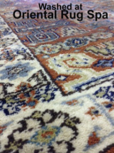 Indo Persian Perepedil - Oriental Rug Cleaning Yateley