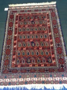 North West Persian Quchan Carpet - Rug Cleaning Yateley