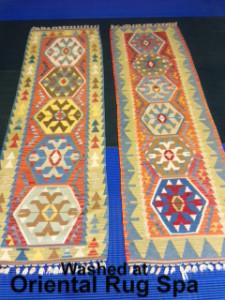 Rug Cleaning Yateley - Turkish Slit Weave Kilims