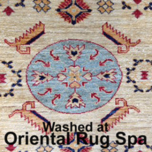 Afghan Chobi Design Rug Cleaning Hook