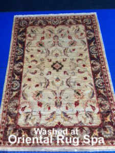 Afghan Chobi - Oriental Rug Cleaning Esher