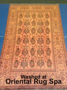 Afghan Baluch Rug Cleaning Hook