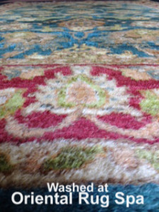 Indian Carpet - Persian Rug Cleaning Fleet