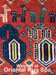 North West Persian Quchan Carpet - Oriental Rug Cleaning Cobham