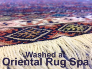 North West Persian Quchan Carpet - Specialist Persian Rug Cleaning Godalming