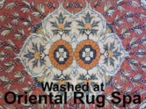 Turkish Kayseri Silk Carpet - Oriental Rug Cleaning Hook