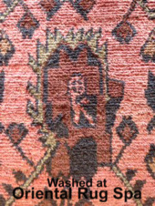 Baluch Carpet - Rug Cleaning Lightwater - Mother & Baby Boteh