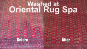 Pakistani Bukhara Carpet - Persian Cleaning Farnborough