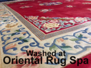 Chinese Rug Design - Oriental Rug Cleaning Hook