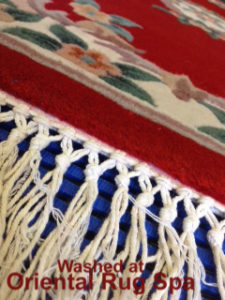 Hand Tufted Chinese Rug Cleaning Walton-On-Thames
