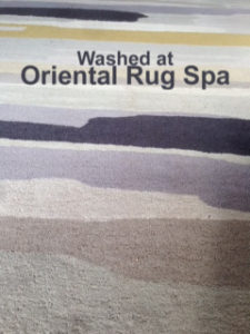 Indian Designer Contemporary Carpet - Rug Cleaning Wokingham