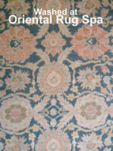 Indo Persian Design - Rug Cleaning Hook