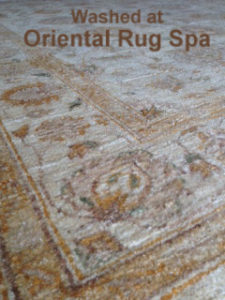 Afghan Chobi Carpet - Oriental Rug Cleaning Yateley