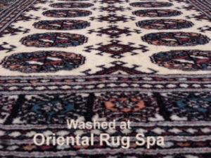Pakistani Bukhara - Persian Rug Cleaning Godalming