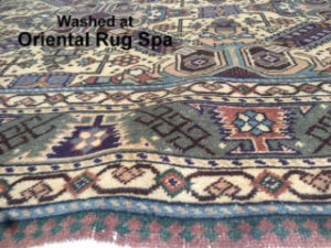 Turkish Kayseri Carpet - Persian and Oriental Rug Cleaning Ascot