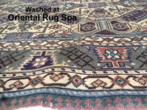 Turkish Kayseri Carpet - Persian and Oriental Rug Cleaning Ascot
