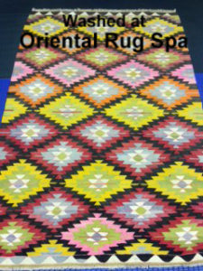 Turkish Kilim - Flatweave Rug Cleaning Windsor