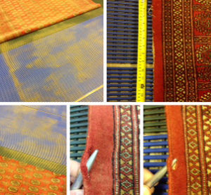 Bukhara Carpet - Persian & Oriental Rug Cleaning Eversley, Hook, Hampshire