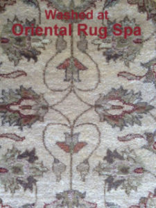 Indian Ziegler Carpet Design - Persian & Oriental Rug Cleaning Crondall, Farnham, Surrey