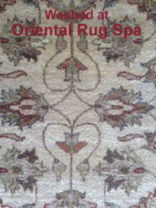 Indian Ziegler Carpet Design - Persian & Oriental Rug Cleaning Crondall, Farnham, Surrey