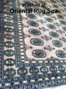 Pakistani Bukhara -Persian & Oriental Rug Cleaning Chobham, Woking, Surrey