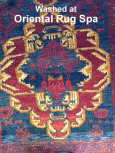 Tribal Baluch Design - Persian and Oriental Rug Cleaning Bagshot, Surrey