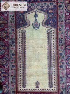 turkish-kayseri-prayer-rug-rug-cleaning-virginia-water-berkshire