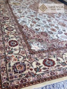 wool-silk-indo-tabriz-carpet-specialist-rug-cleaning-hartley-wintney-hook-hampshire